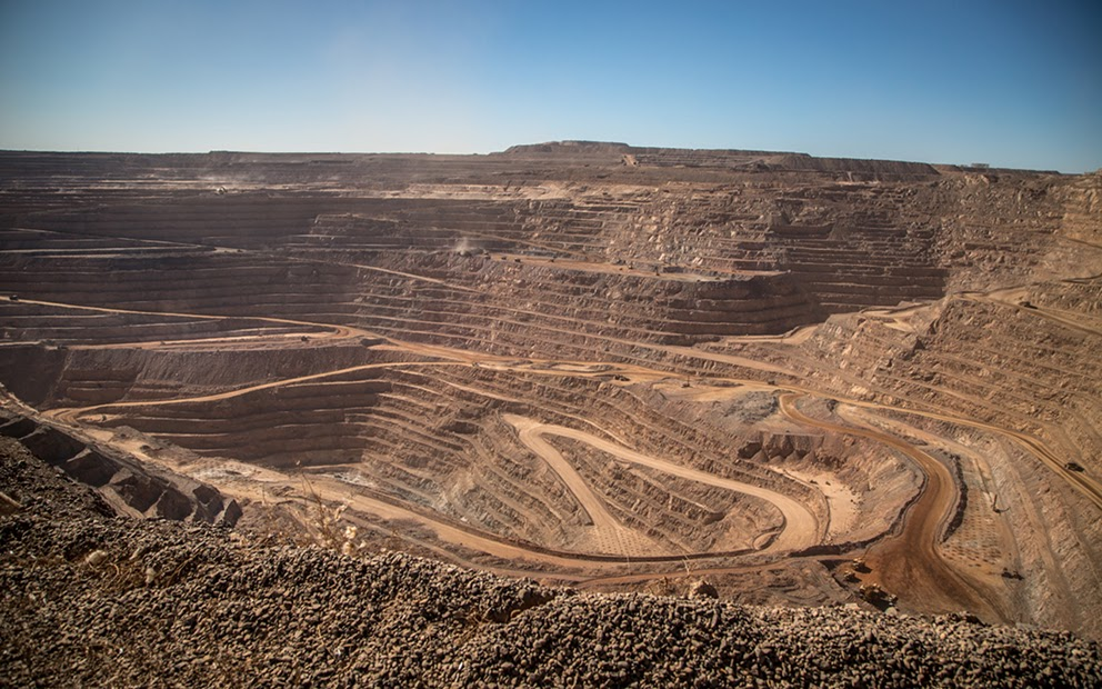 La industria minera afecta irreversiblemente a las comunidades y ecosistemas donde se instala